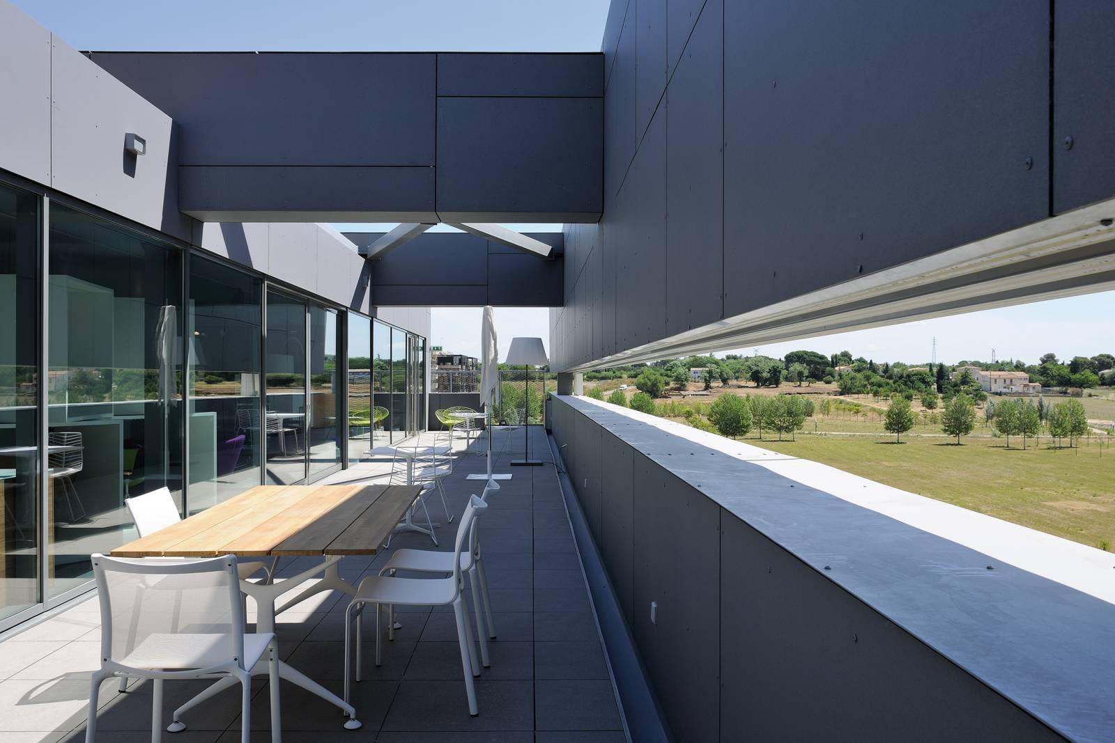 Rbc design center ateliers jean nouvel for Jean nouvel design
