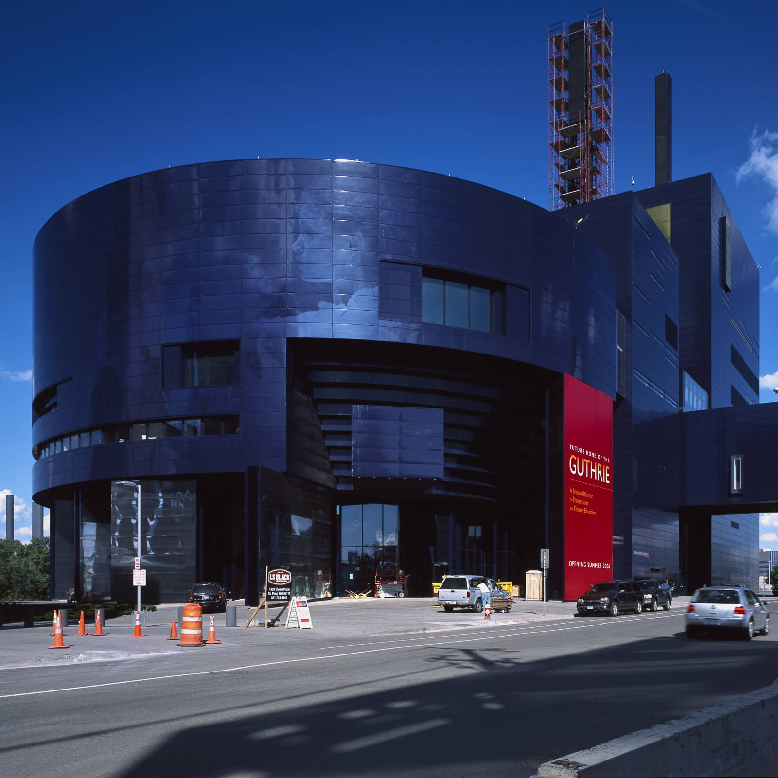Guthrie Theater — Ateliers Jean Nouvel