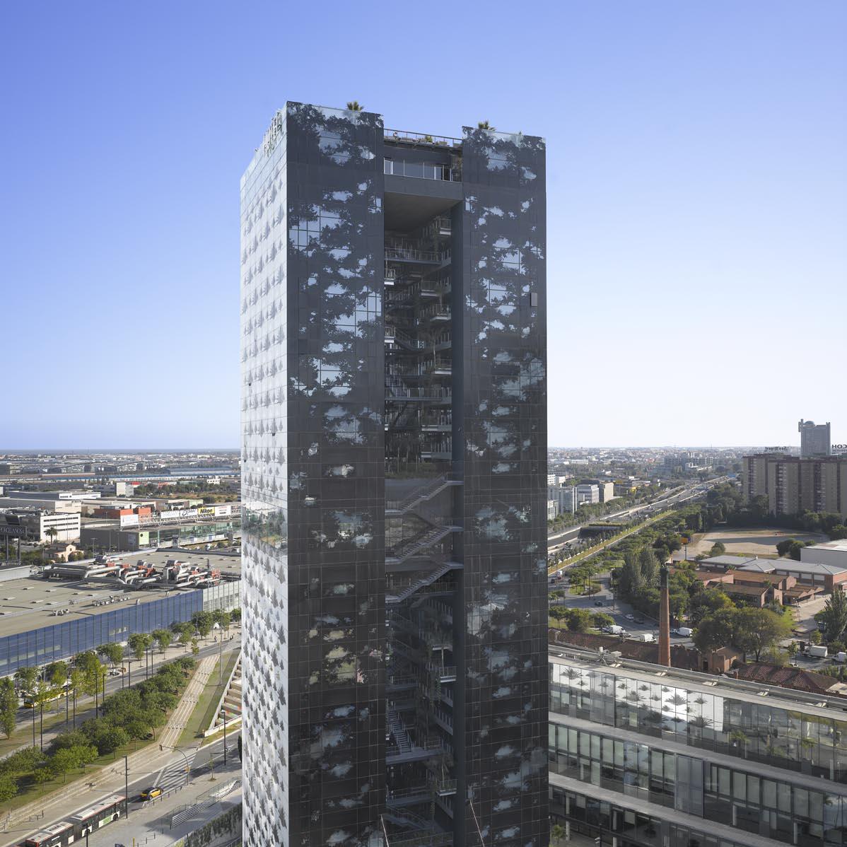 Renaissance Barcelona Fira Hotel  U2014 Ateliers Jean Nouvel