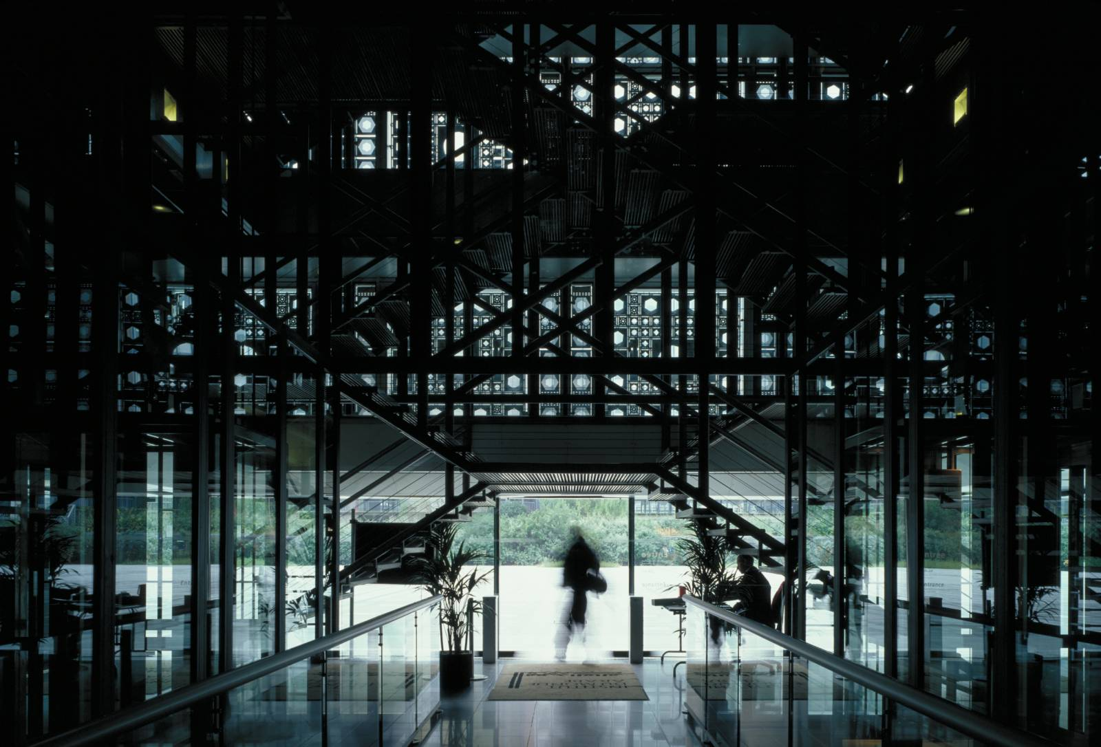Arab World Institute Awi Ateliers Jean Nouvel
