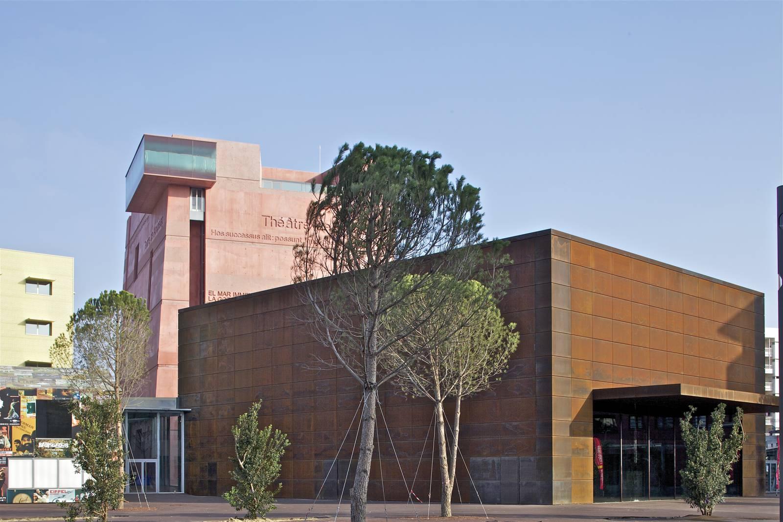 Archipel Theater. Perpignan ...