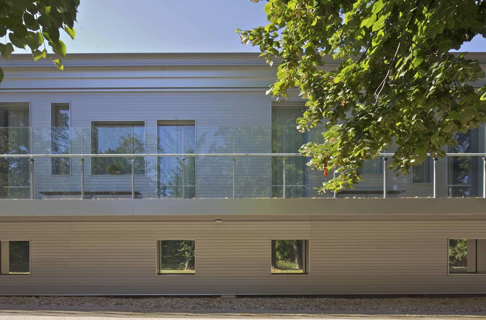 Alzheimer 39 s unit ateliers jean nouvel for Architecture unite alzheimer
