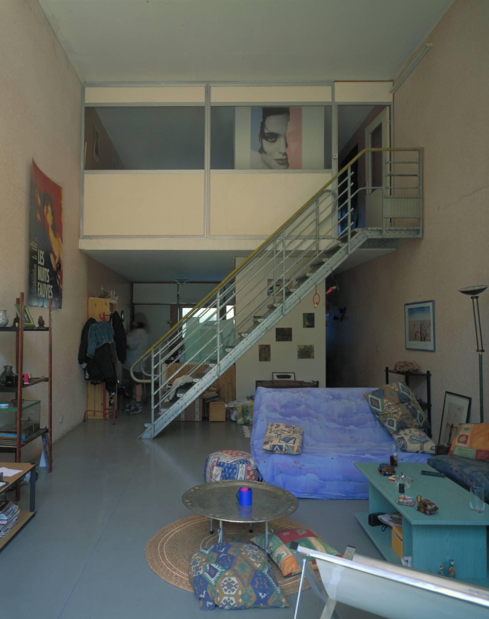 Nemausus Ateliers Jean Nouvel