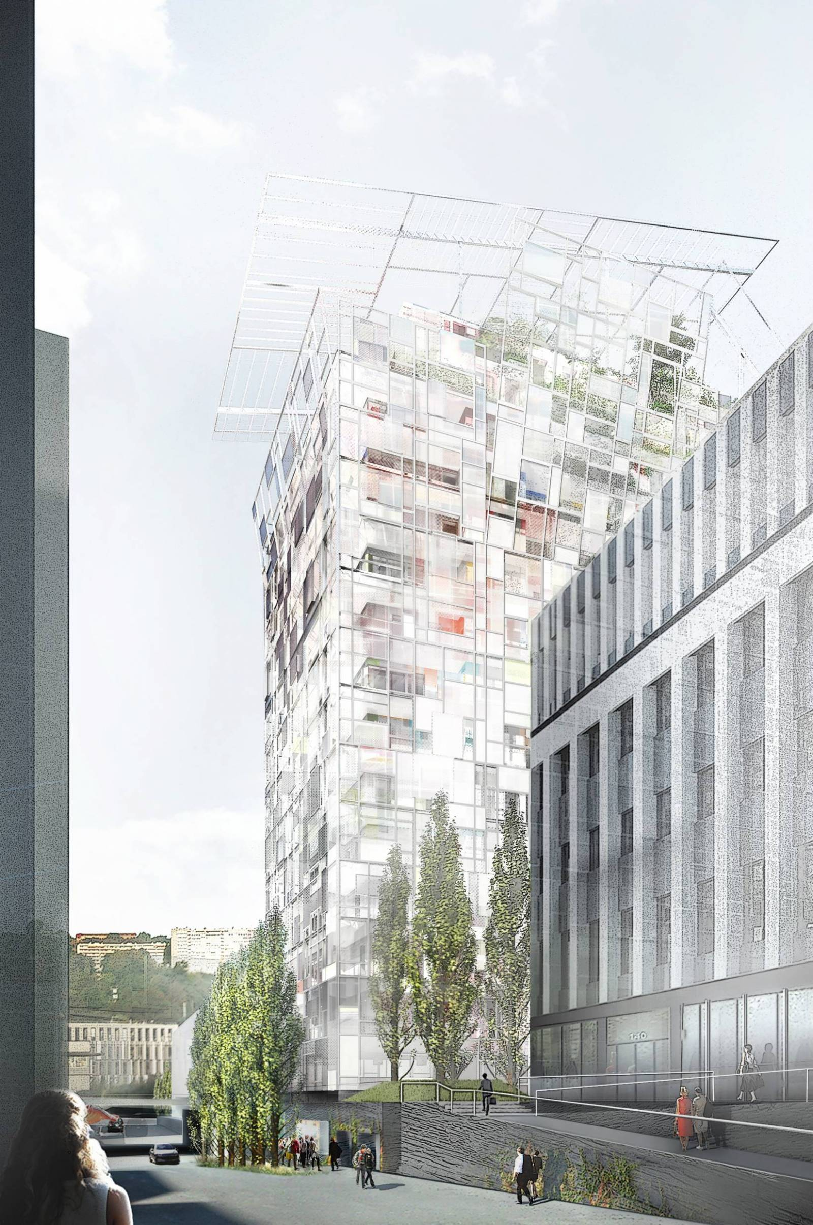 Ycone Ateliers Jean Nouvel