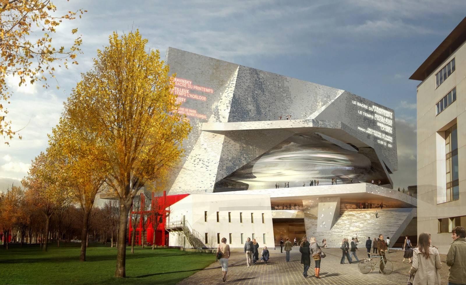 Philharmonie de Paris — Ateliers Jean Nouvel