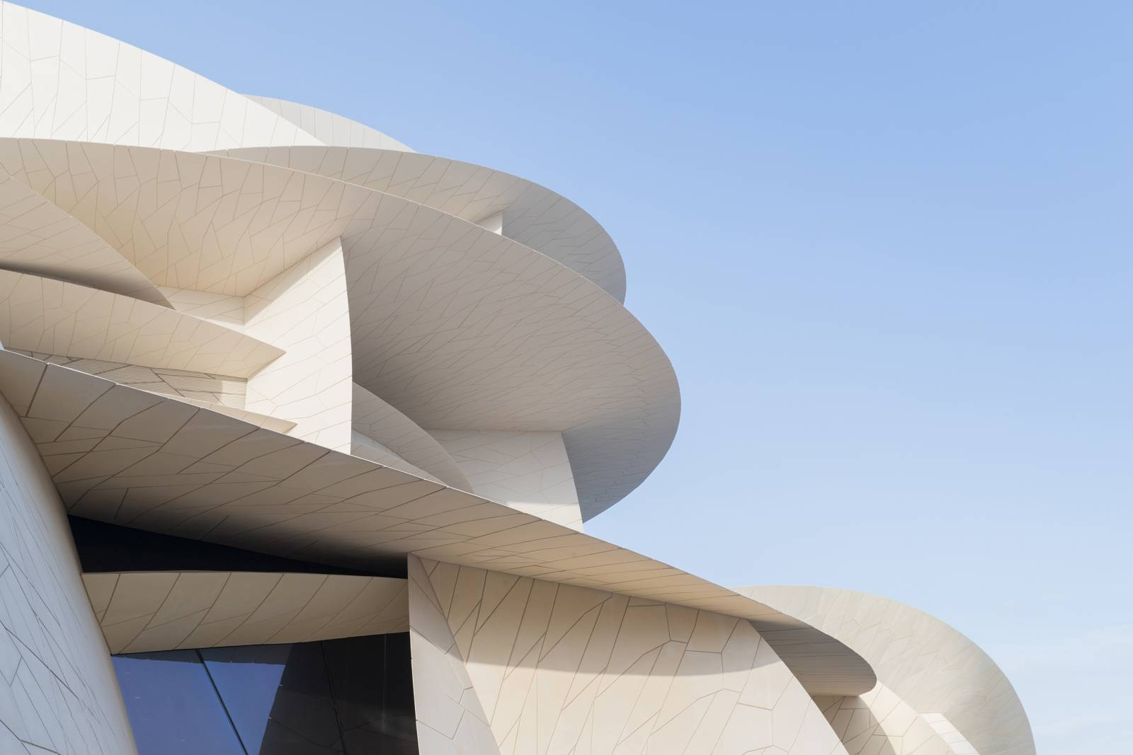D Exhibition Designer Jobs In Qatar : National museum of qatar u ateliers jean nouvel