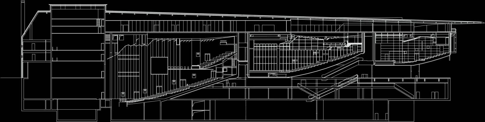 Vinci International Congress Center Ateliers Jean Nouvel
