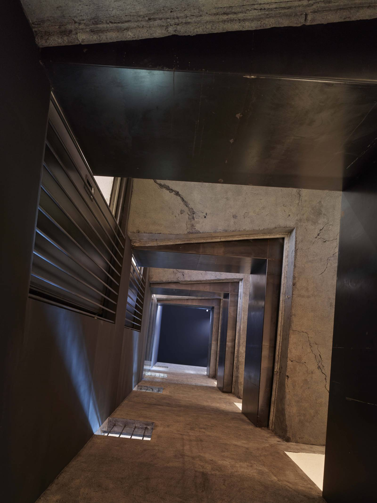 rhinoceros / Alda Fendi Foundation – Esperimenti — Ateliers Jean Nouvel