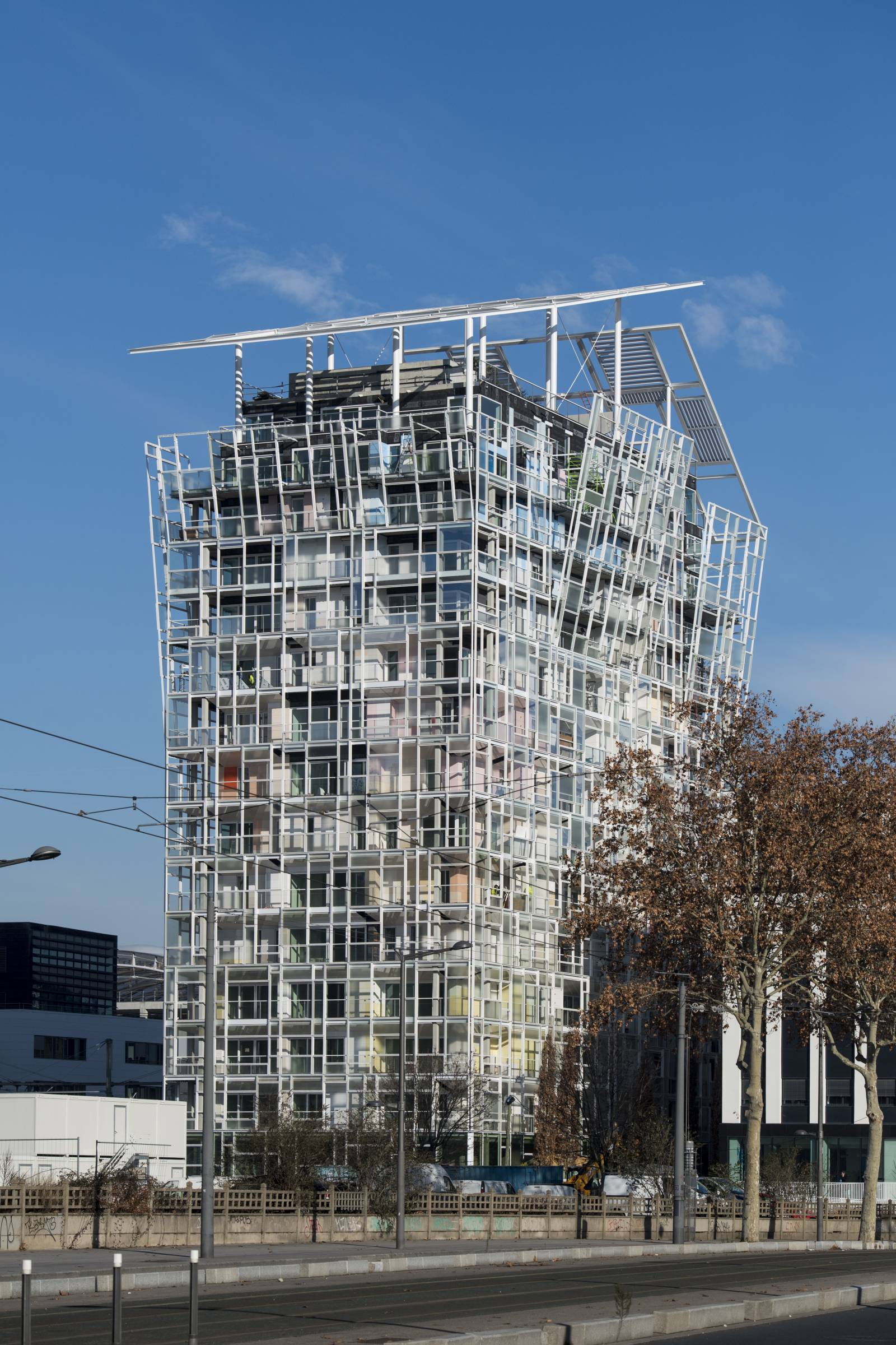 The Ateliers Jean Nouvel